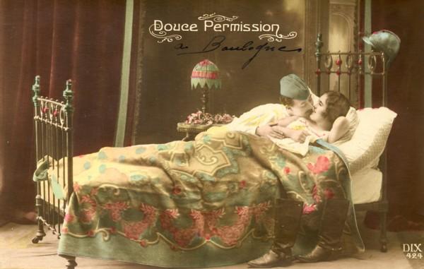122/ journal de la grande guerre/ le 4 décembre 1914: «chercher les espions chez les femmes légères»