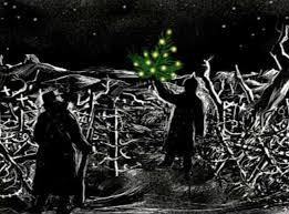 Fraternisation! cérémonies le 24 décembre à Courcy (51)