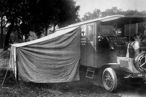 Ambulance francaise