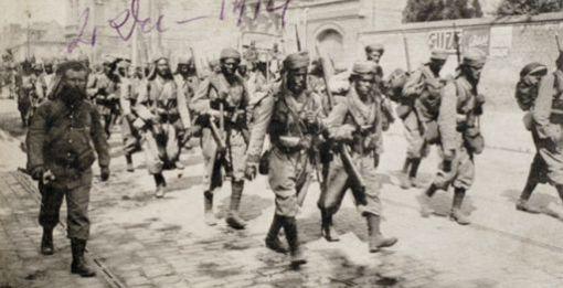 Les Tunisiens dans l'enfer de la Première guerre mondiale
