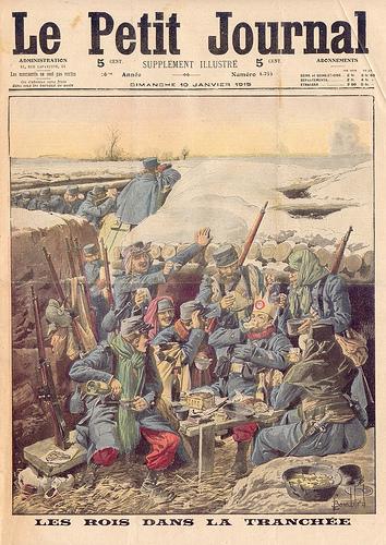 159 journal de la grande guerre 10 janvier 1915 1914 for Le miroir de la disette
