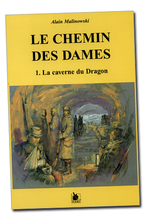 175/journal du 26 janvier 1915: les Allemands prennent la grotte du dragon