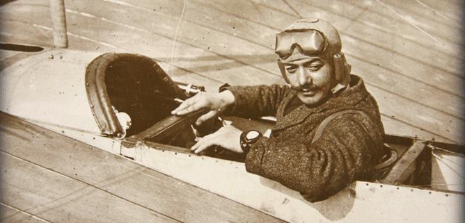 185/journal du 5 février 1915: victoires aériennes de Célestin  Pégoud en Champagne-Ardenne