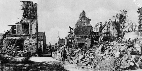 crouy janvier 1915