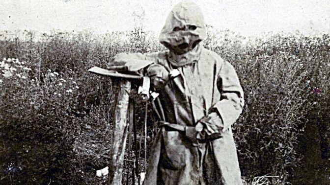 192/journal du 12 février 1915: naissance officielle du camouflage