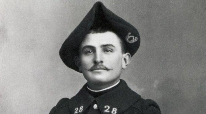 188/journal du 8 février 1915: Pierre Mestre, fusillé pour l'exemple