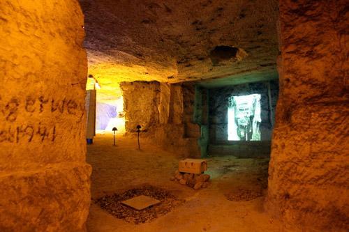 Dimanche 29 mars à la caverne du dragon: «la Légion étrangère à Craonnelle»
