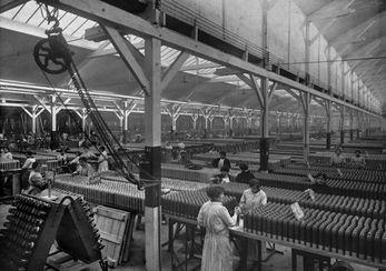 14-18 : les usines en guerre