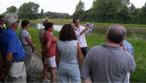Béthunois : des circuits touristiques sur les traces de la Grande Guerre