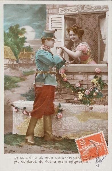 268/journal de la grande guerre: 29 avril 1915