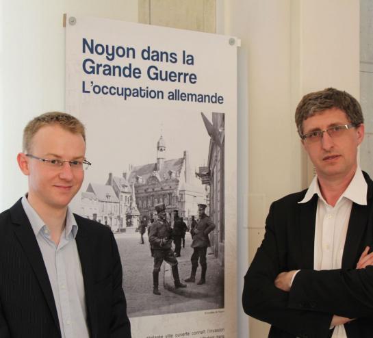 La Grande Guerre s'expose au musée du Noyonnais