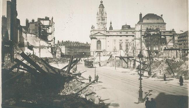 Lille: Les archives municipales s'ouvrent sur internet