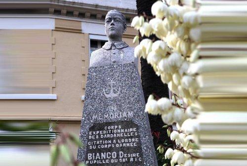 277/journal du 8mai 1915: mort de Désiré Bianco, le plus jeune poilu