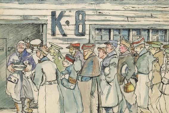 Liège: 80 précieux dessins qui datent de 14-18