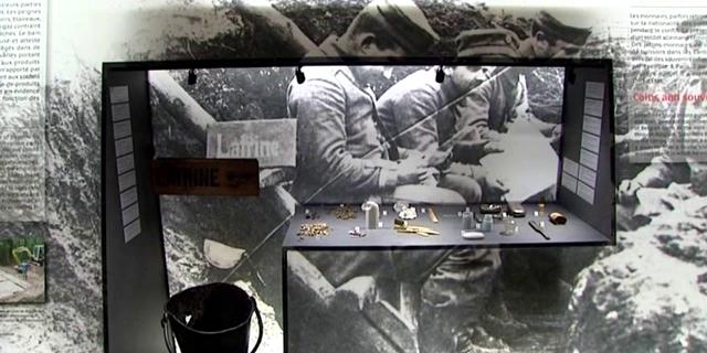 L'archéologie de la Grande Guerre, sur les traces du quotidien des soldats