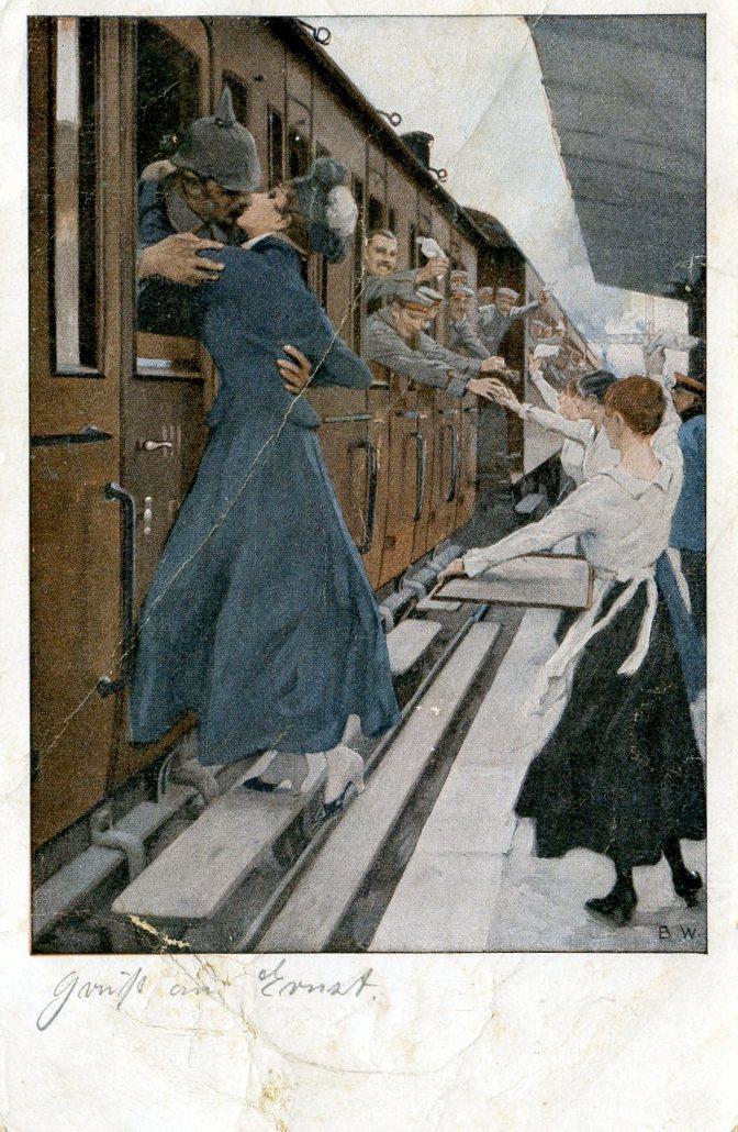 337/journal de la grande guerre: 7 juillet 1915