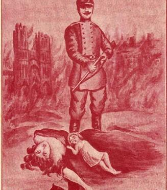 375/journal de la grande guerre: 14 août 1915