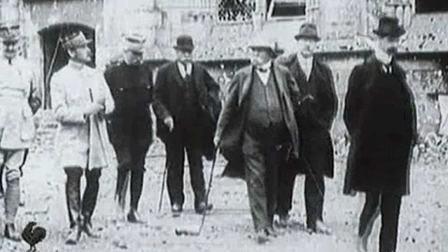 (vidéo) Georges Clémenceau et Noyon