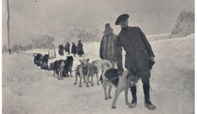 376/Journal du15 août 1915: en Alaska pour libérer les Vosges