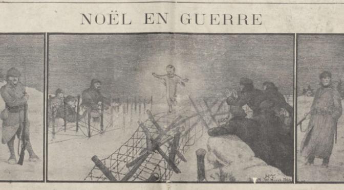 508/journal du 24 décembre 1915: «En ce jour de Noël, je ne me suis jamais senti aussi seul»