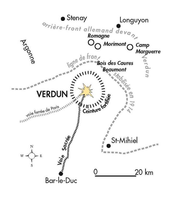 499/journal du15 décembre 1915: la décision d'attaquer Verdun est prise