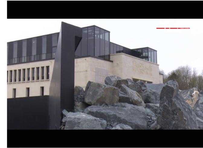 (vidéo) La renaissance du mémorial de Verdun