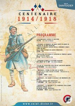 Saint-Dizier célèbre la bataille de Verdun