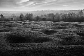 686/journal du 20 juin 1916: Verdun: sous la forêt, les cicatrices