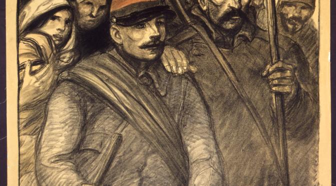 691/journal de la grande guerre: 25 juin 1916