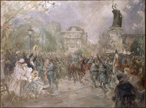 710/journal de la grande guerre: 14 juillet 1916