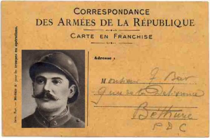 (vidéo) Léon Mortreux rejoint le 3è Régiment Mixte de Zouaves et Tirailleurs en Lorraine