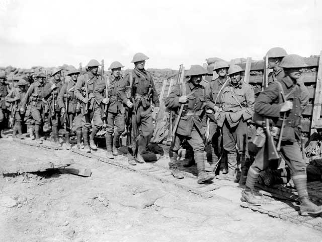 715/journal du19 juillet 1916: hécatombe britannique et australienne à la bataille de Fromelles