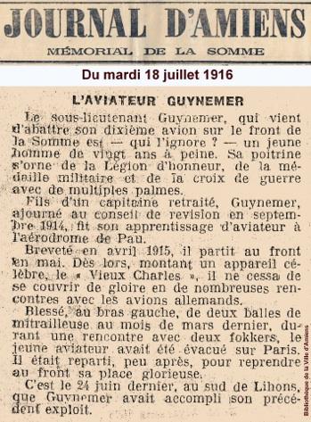 J d'Amiens 18-07-1916