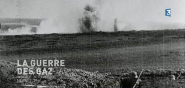 Il y a cent ans : la guerre des gaz