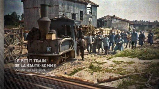 (vidéo) Le petit train de la Haute-Somme