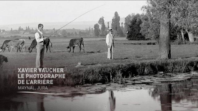 Xavier Vaucher, le photographe de «l'arrière»