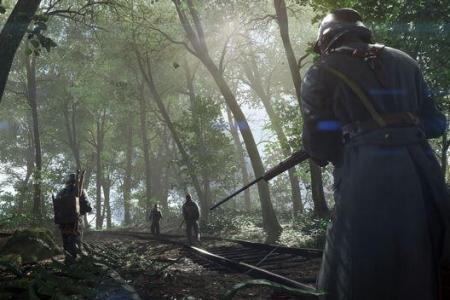 Jeux vidéo: la forêt d'Argonne et l'Aisne servent de décor à «Battlefield 1»