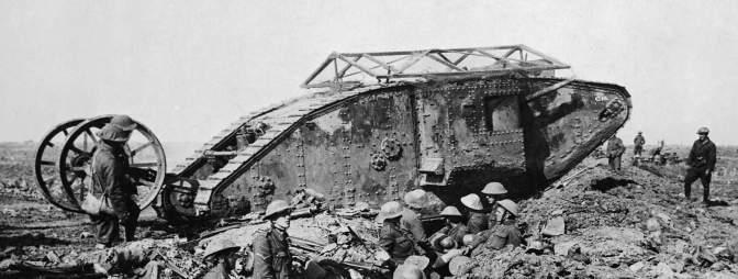Dix choses que vous ne saviez pas sur les chars de la Grande Guerre