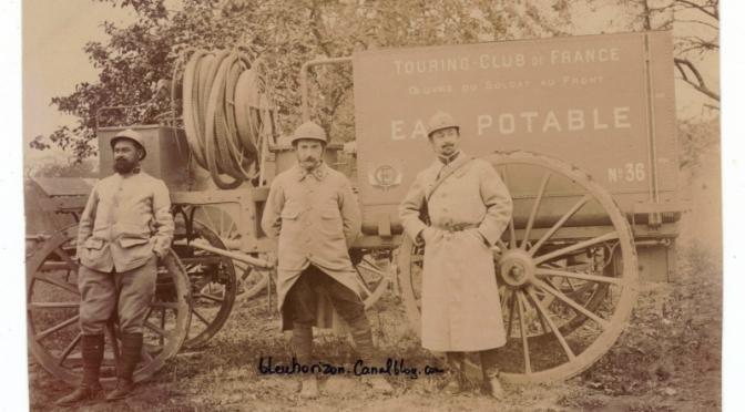 Conseil municipal de Reims (27 octobre 1916): l'Armée ne veut pas payer sa consommation d'eau
