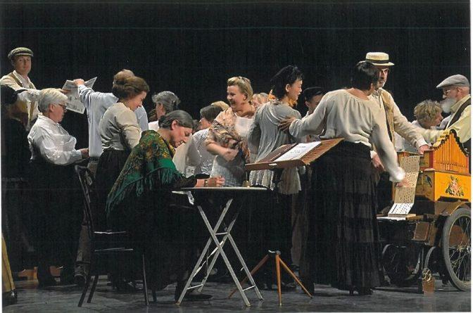 Concert et théâtre  le samedi 8 octobre à Rethel: poèmes et chansons de la Grande guerre