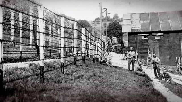 (vidéo) La barrière électrifiée du Sundgau