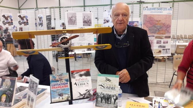 Georges Pagé publie un ouvrage sur l'aviation en 1914-1918