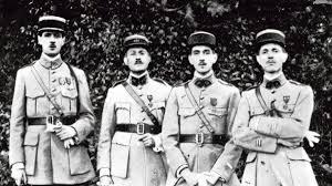 818/29 octobre 1916: De Gaulle s'évade de l'hôpital d'Ingolstadt
