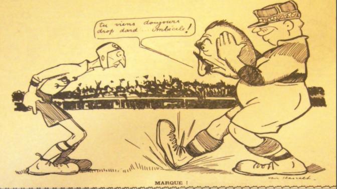 Les rugbymen de la Grande guerre exposés à Marcoussis