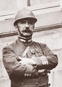 Le colonel Driant, natif de Neufchâtel-sur-Aisne tué à Verdun