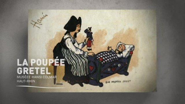 (vidéo) Histoires 14-18 : la poupée Gretel