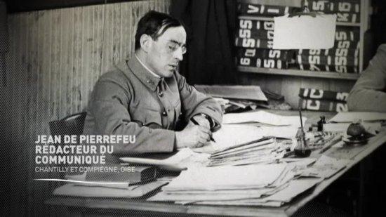 (vidéo) Jean de Pierrefeu, rédacteur du «communiqué»