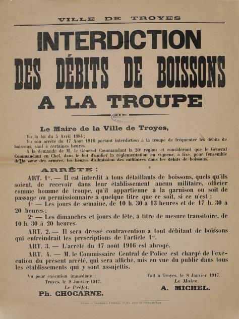 889/journal du 8 janvier 1917