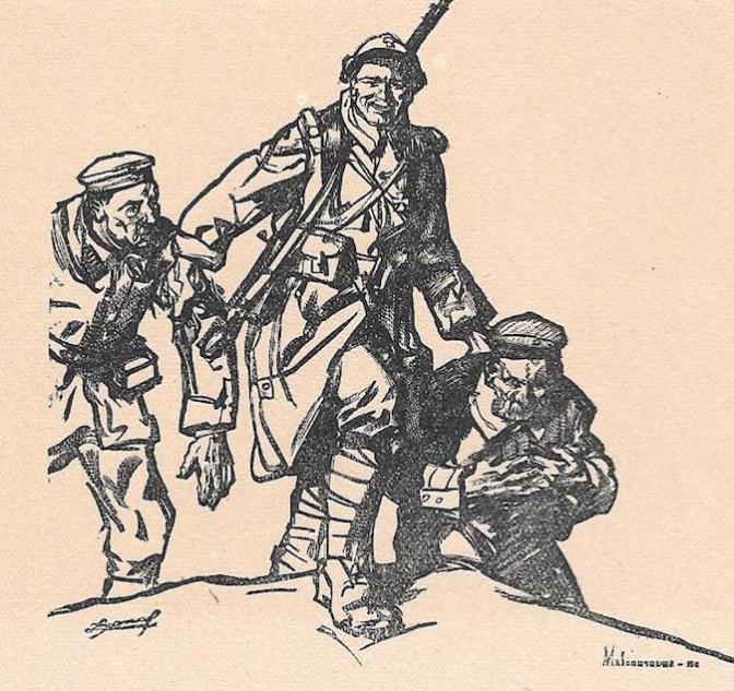 923/11 février 1917
