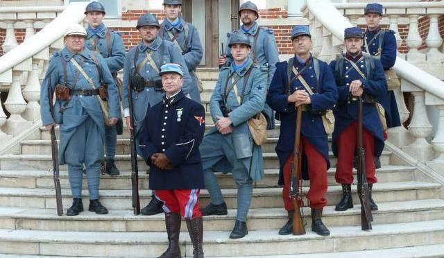 Aujourd'hui dimanche 22 janvier salon des antiquités militaires à Epernay
